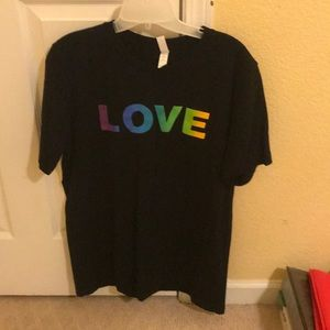 *5 for $29* GLSEN Love T-shirt